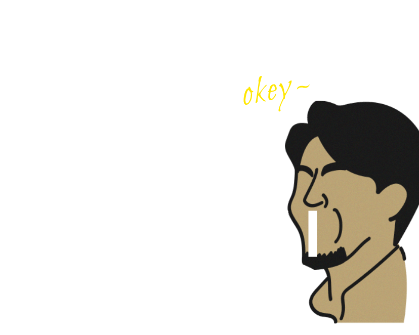 WHY? KEIICHI 西田敬一が選ばれる理由